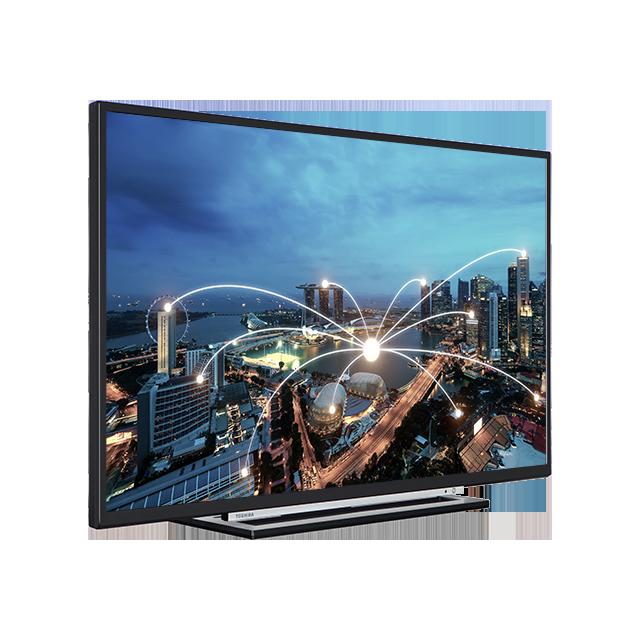 d4e16c15c Televízor Toshiba 43L3763DG SMART FHD TV T2/C/S2 (109cm) Full HD ...