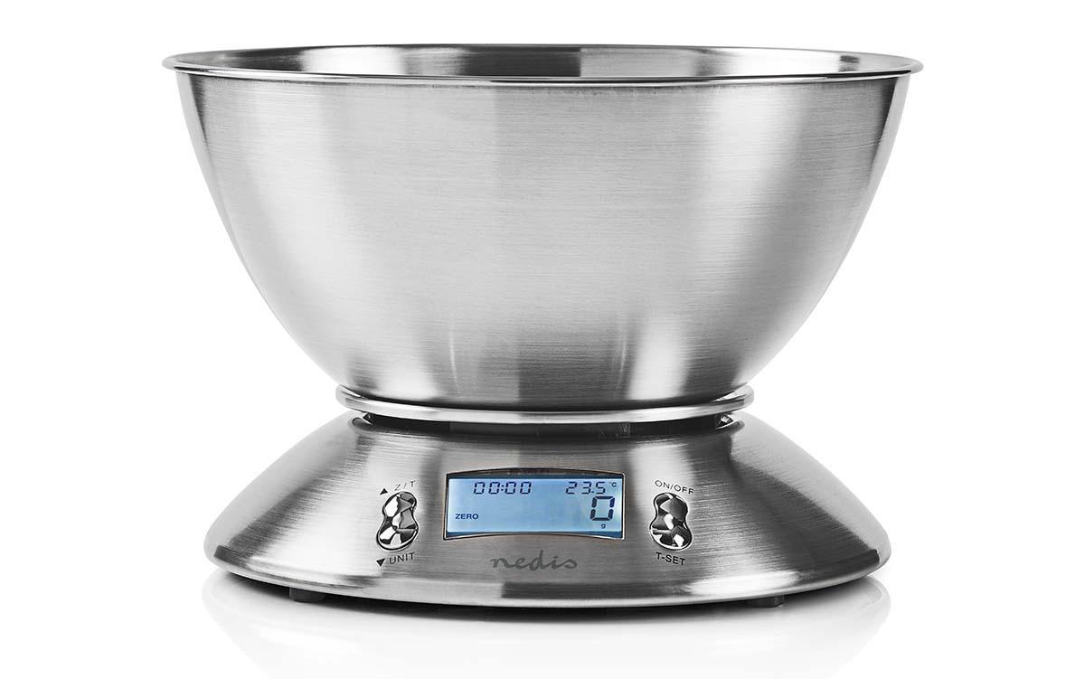 Kuchyňská váha Nedis