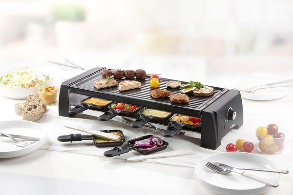 Raclette gril Domo