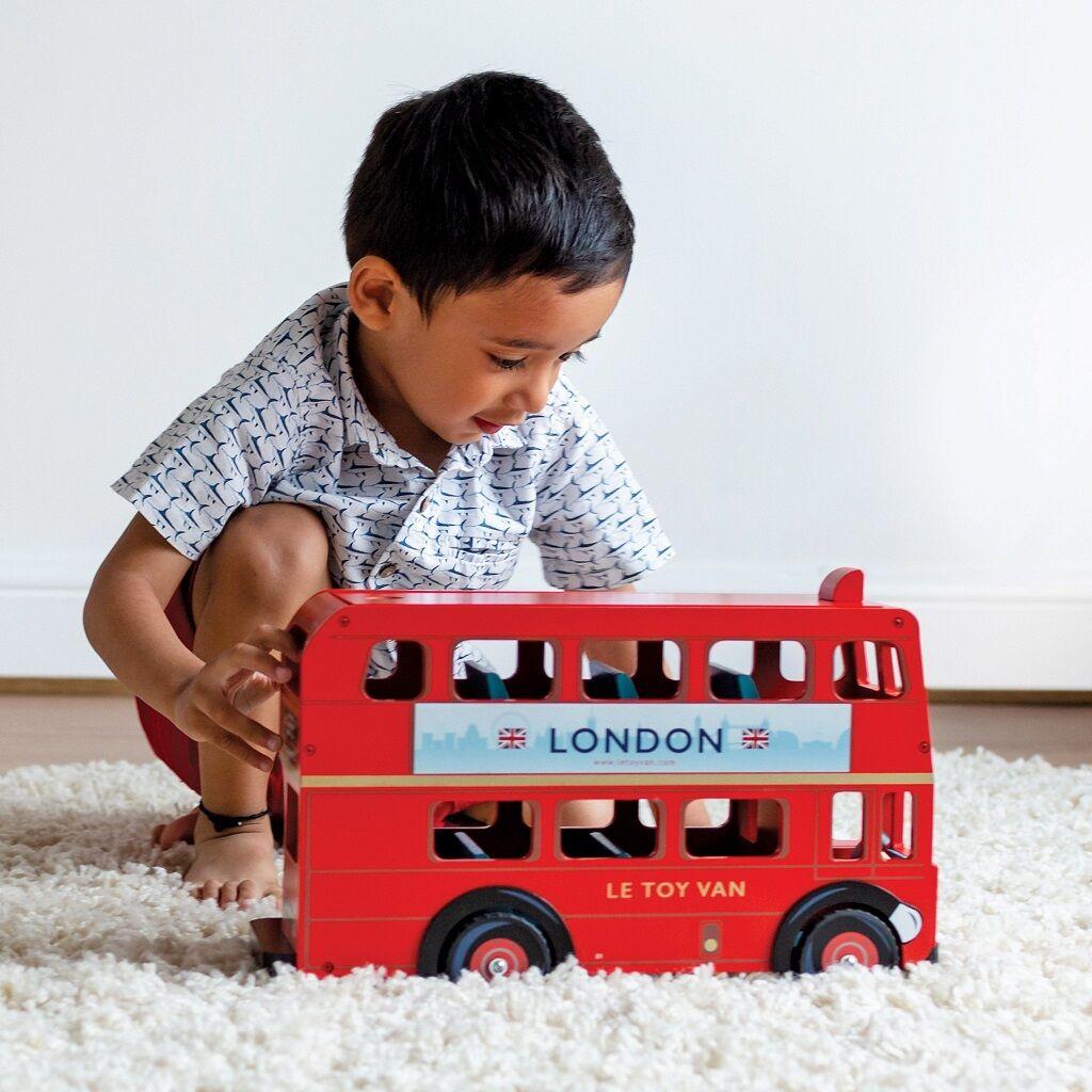 Londýnsky autobus Le Toy Van