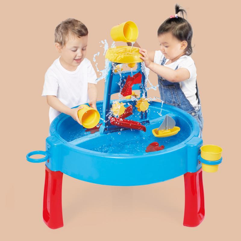 Hrací stolek Dolu 3v1