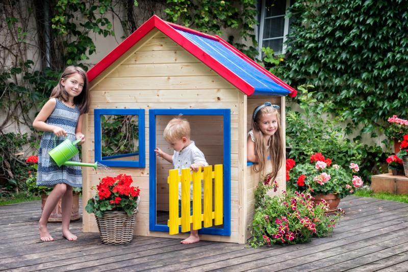 Záhradný domček Woody