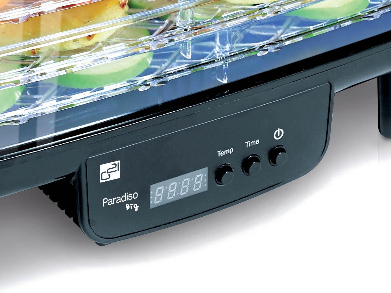 Ovládací panel s digitálnym displejom s časovačom