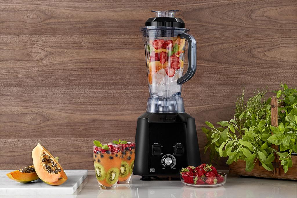 Ovocie a mixér G21 Perfect Smoothie Vitality patria k sebe