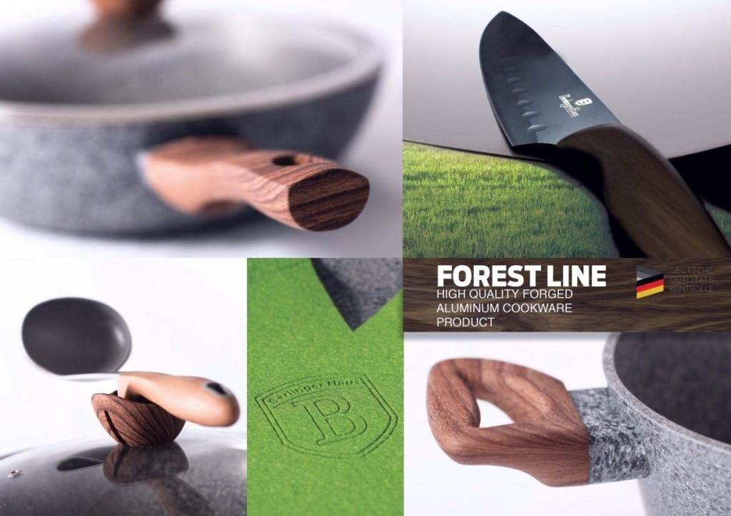 Kolekce Forest Line