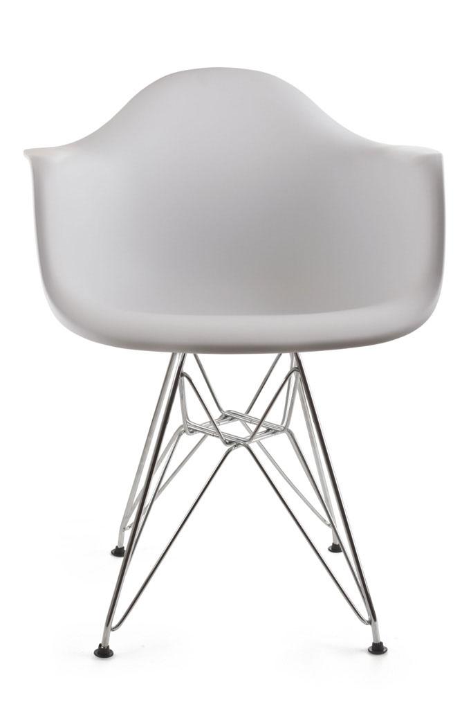 Designová židle G21 Decore White