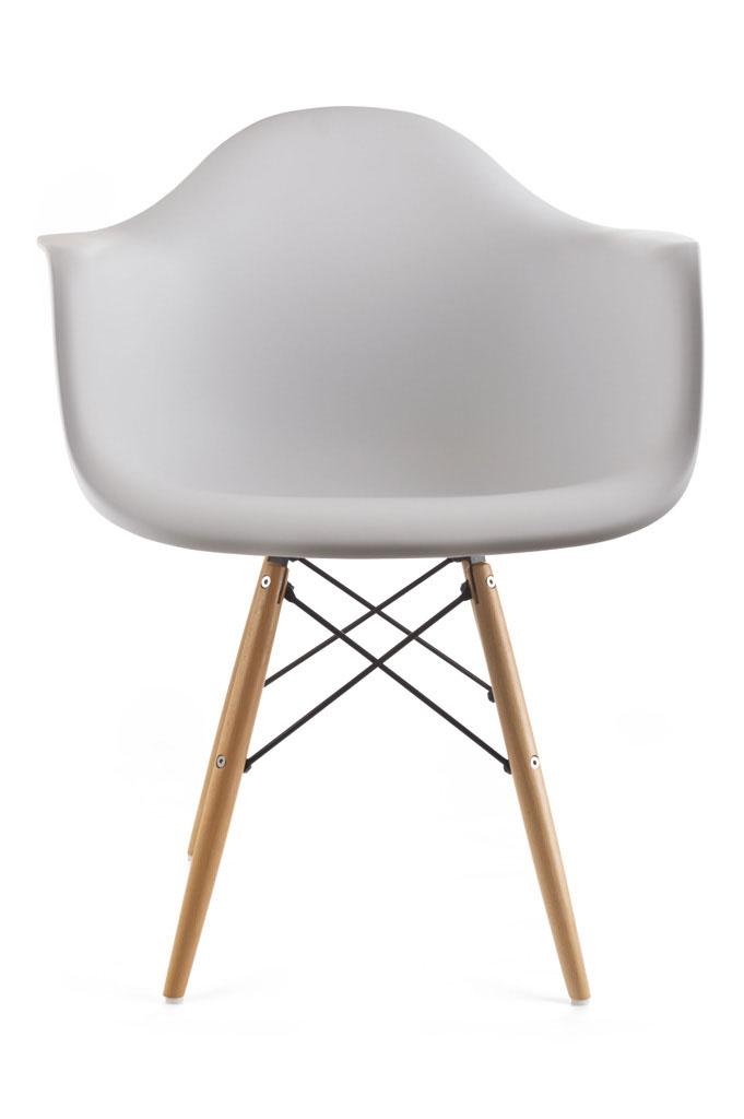 Designová židle G21 Lumber White