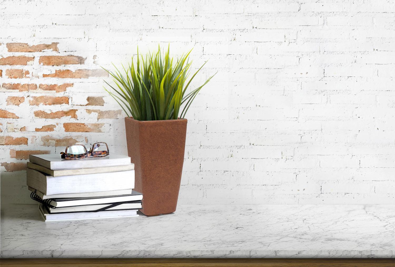 Vysoko dekoratívny kvetináč G21 z rady Element Linea