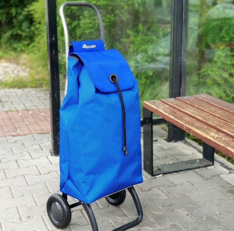 Taška na kolečkách I-Max Ona Rd6 modrá