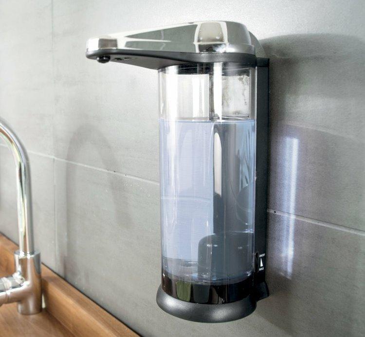 Bezdotykový dávkovač 510 ml Compactor