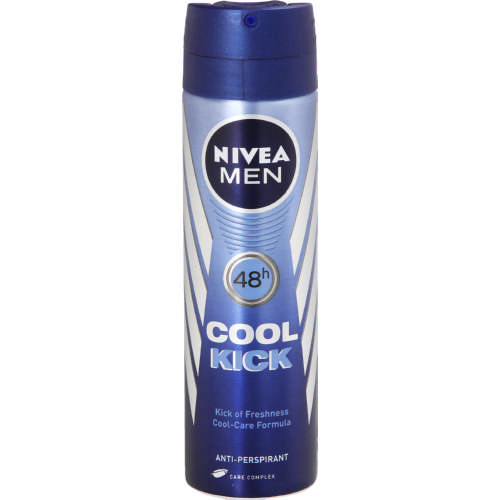 Nivea Men Cool Kick Anti-perspirant
