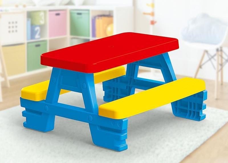 Detský piknikový stôl