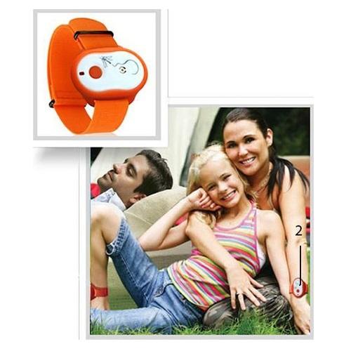 Ochrana proti komárům