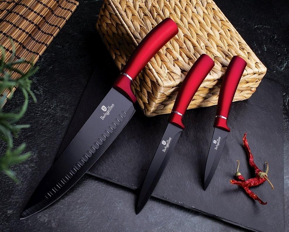 Sada nožů a otočného stojanu Berlingerhaus