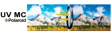 Polaroid UV MP filtr