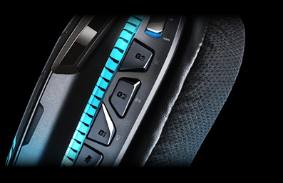 Sluchátka Logitech Gaming Headset G633 Artemis Spectrum