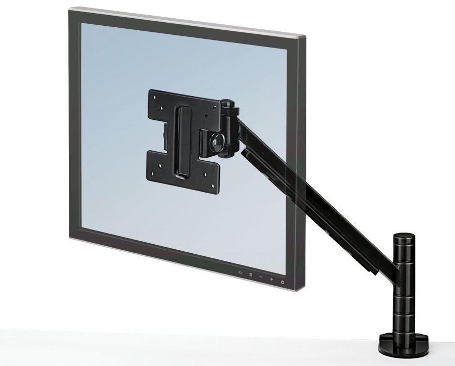 Držák Fellowes Smart Suites pro monitor, otáčení 360°, nastavení výšky v 5 pozic