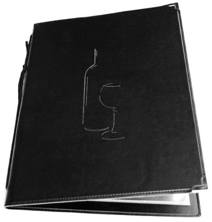 Vinny Listok Securit Classic Range A4 8 Stran Black Penta Sk