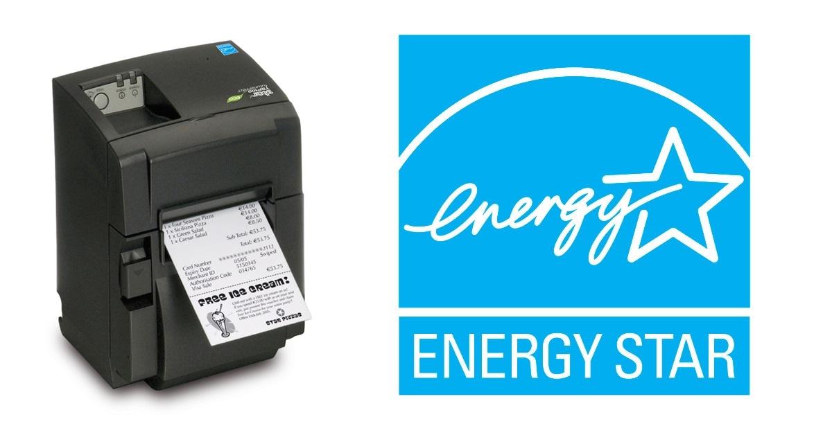 Tiskárna Star Micronics TSP143IIU+ se pyšní pokročilým módem úspory energie, který dokáže snížit spotřebu až o 75 % oproti běžným tiskárnám.