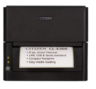 Tiskárna Citizen CL-E300
