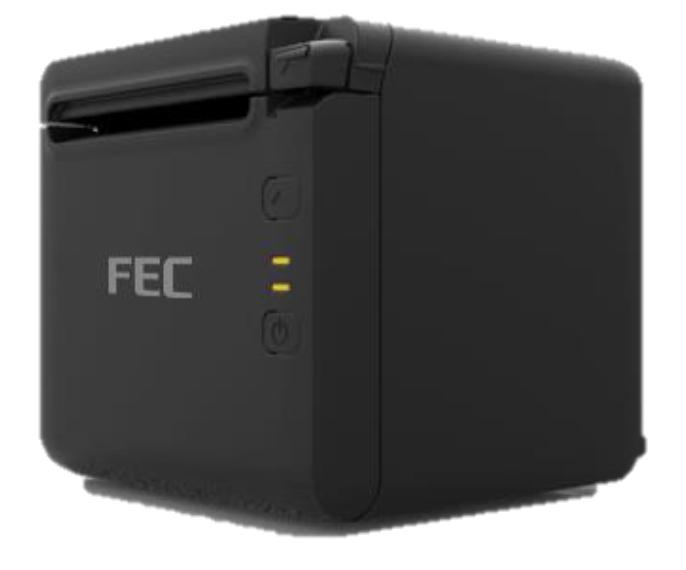 Tlačiareň FEC TP-100 termálna , USB / Serial / LAN