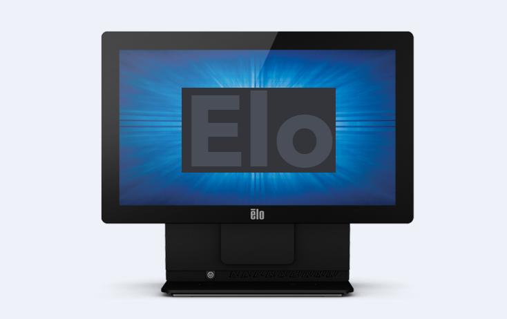 Dotykový počítač ELO 15E2