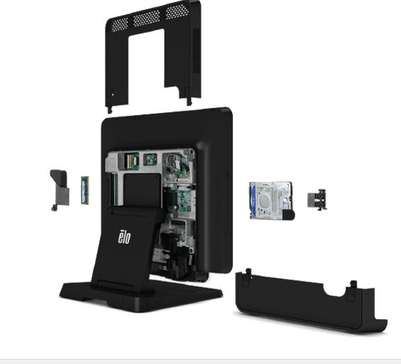 Dotykový počítač ELO 20X3