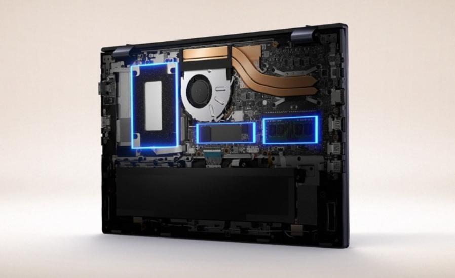 """Asus ExperBook B1 B1500 je možné vylepšiť pridaním ďalšej operačnej pamäte DDR4 SDRAM SO-DIMM či 2,5"""" HDD/SSD disku s rozhraním SATA"""
