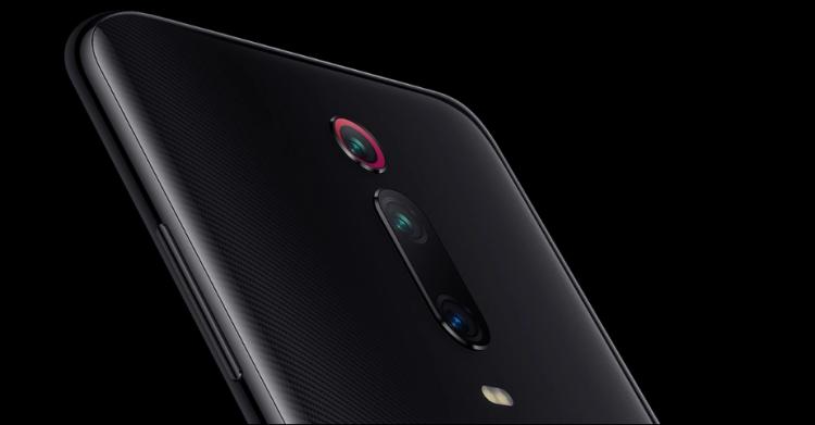 Mobilní telefon Xiaomi Mi 9T pro fotoaparát