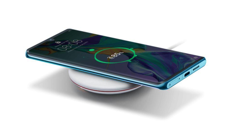 Huawei P30 Pro - neskutečně rychlé nabíjení