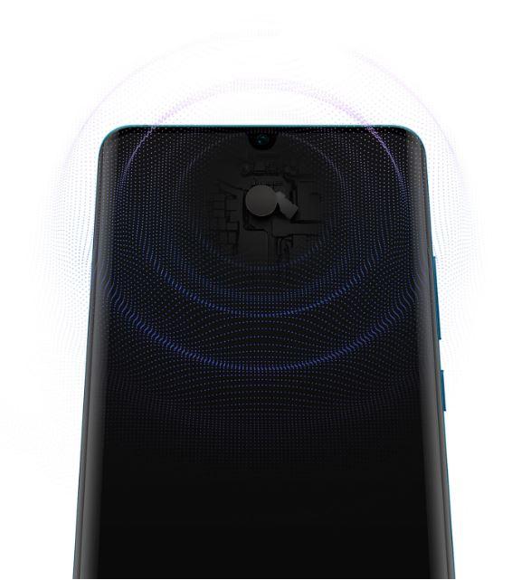 Huawei P30 Pro - skvělý zvuk díky nové technologii
