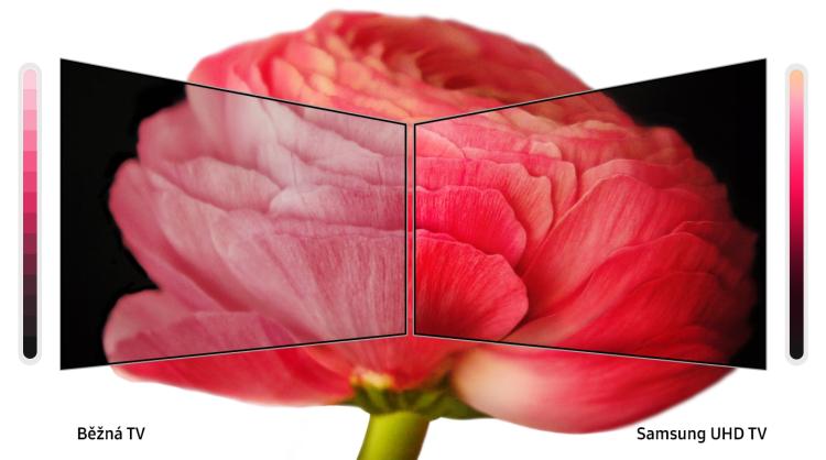 """Televize Samsung 43"""" LED ULTRA barvvy"""