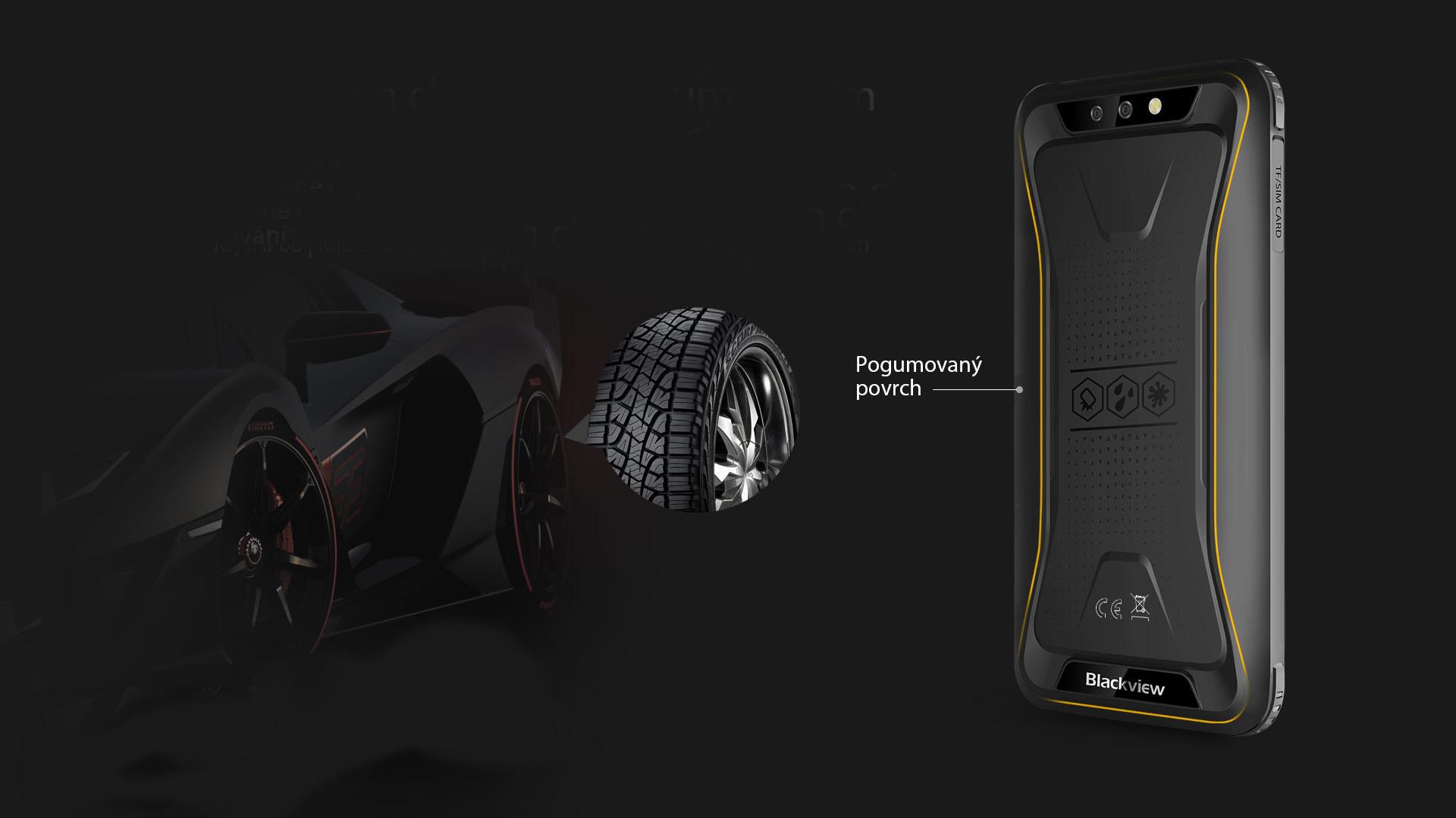 iGET BLACKVIEW GBV5500