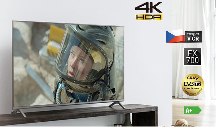 Televize Panasonic TX 65FX700E LED (164 cm) ULTRA HD