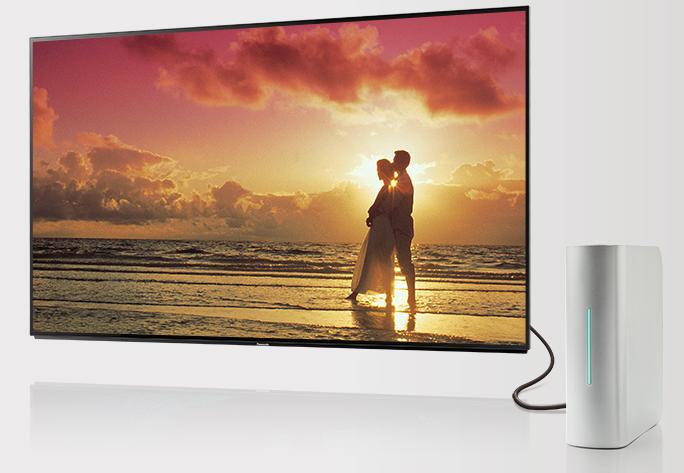 Televize Panasonic TX 32FS503E LED (80 cm) HD