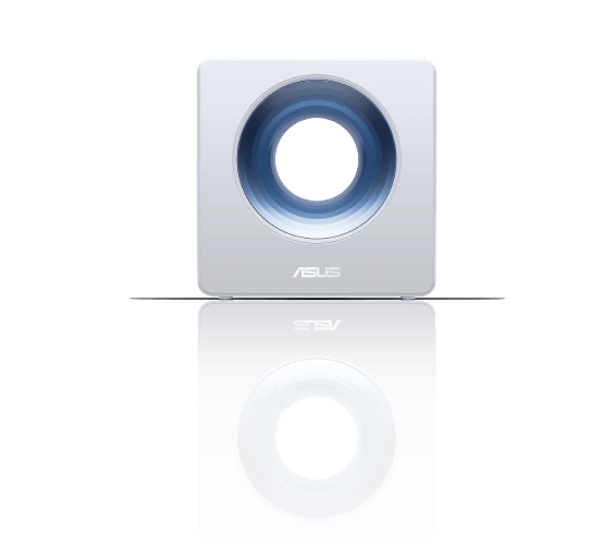 WiFi router Asus Bluecave AC2600