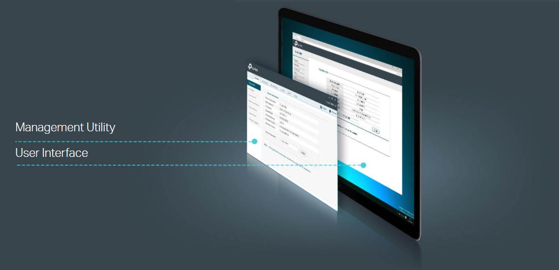 Webové uživatelské rozhraní a softwarový nástroj Easy Smart Configuration Utility pak rapidně ulehčí počáteční nastavení i management přepínače TL-SG1210MPE