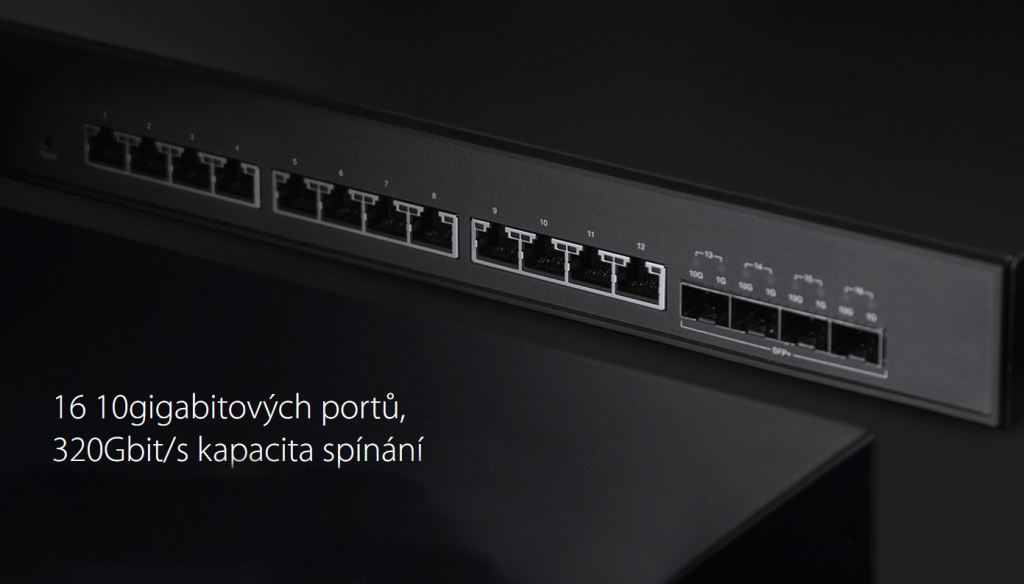 Switch TP-Link T1700X-16TS
