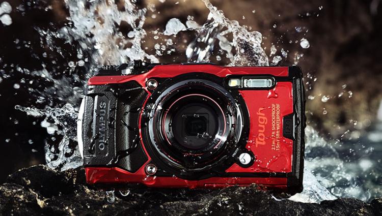 Digitální fotoaparát Olympus TG-6