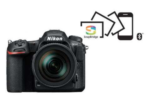 Digitální fotoaparát Nikon D7500