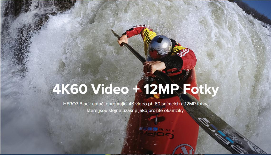 4K video s 60 snímkama za vteřinu