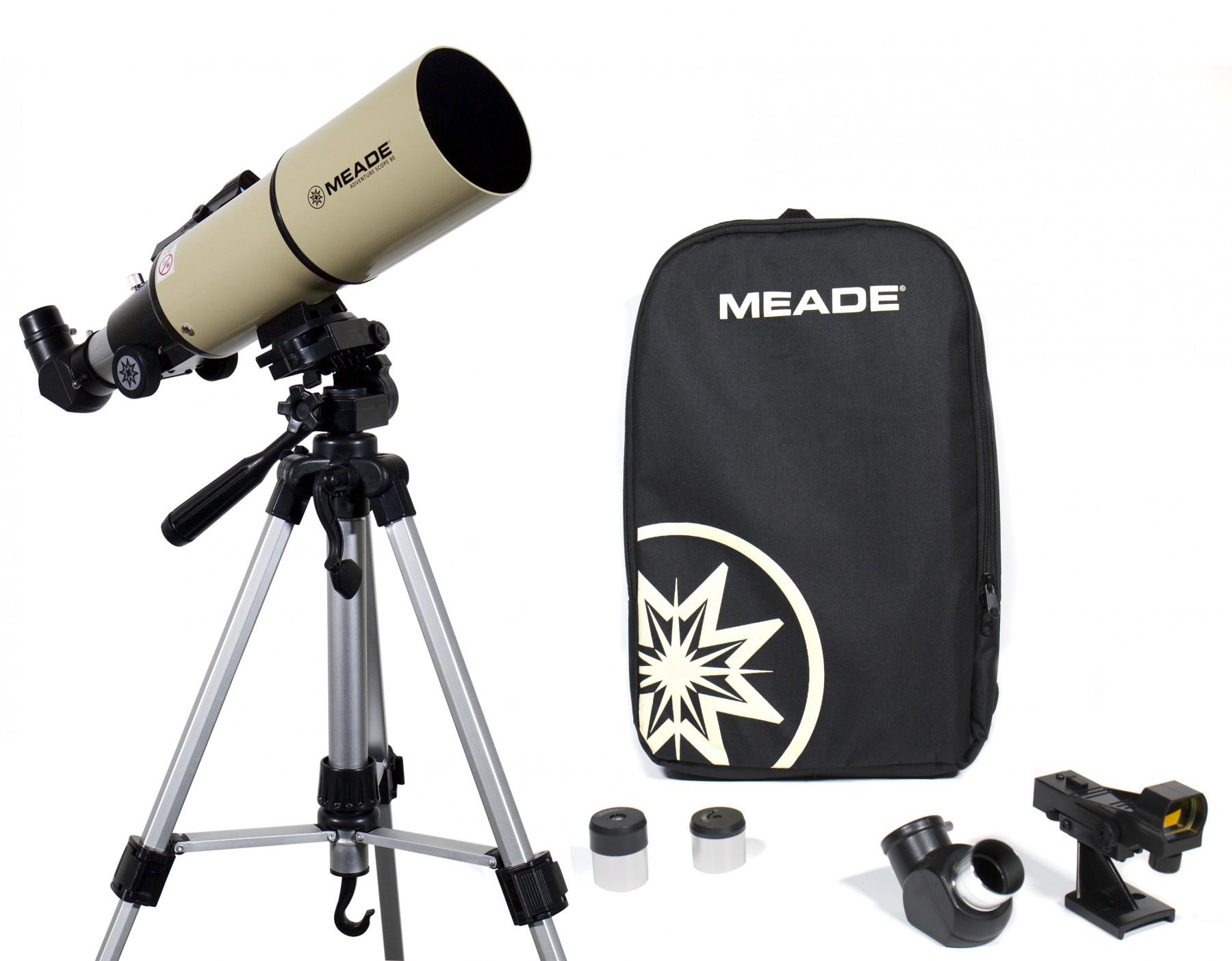 Teleskop Meade Adventure Scope 80mm