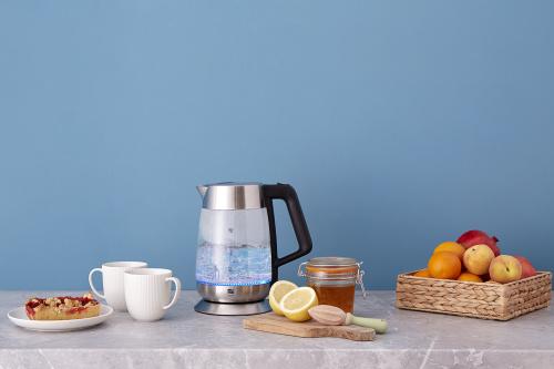 Dokonalý požitek z čaje s rychlovarnou konvicí G21 Glaze