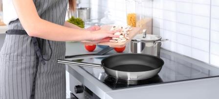 Pánev G21 Gourmet Magic je vhodná na všechny typy sporáků - na indukci, plyn i varnou desku
