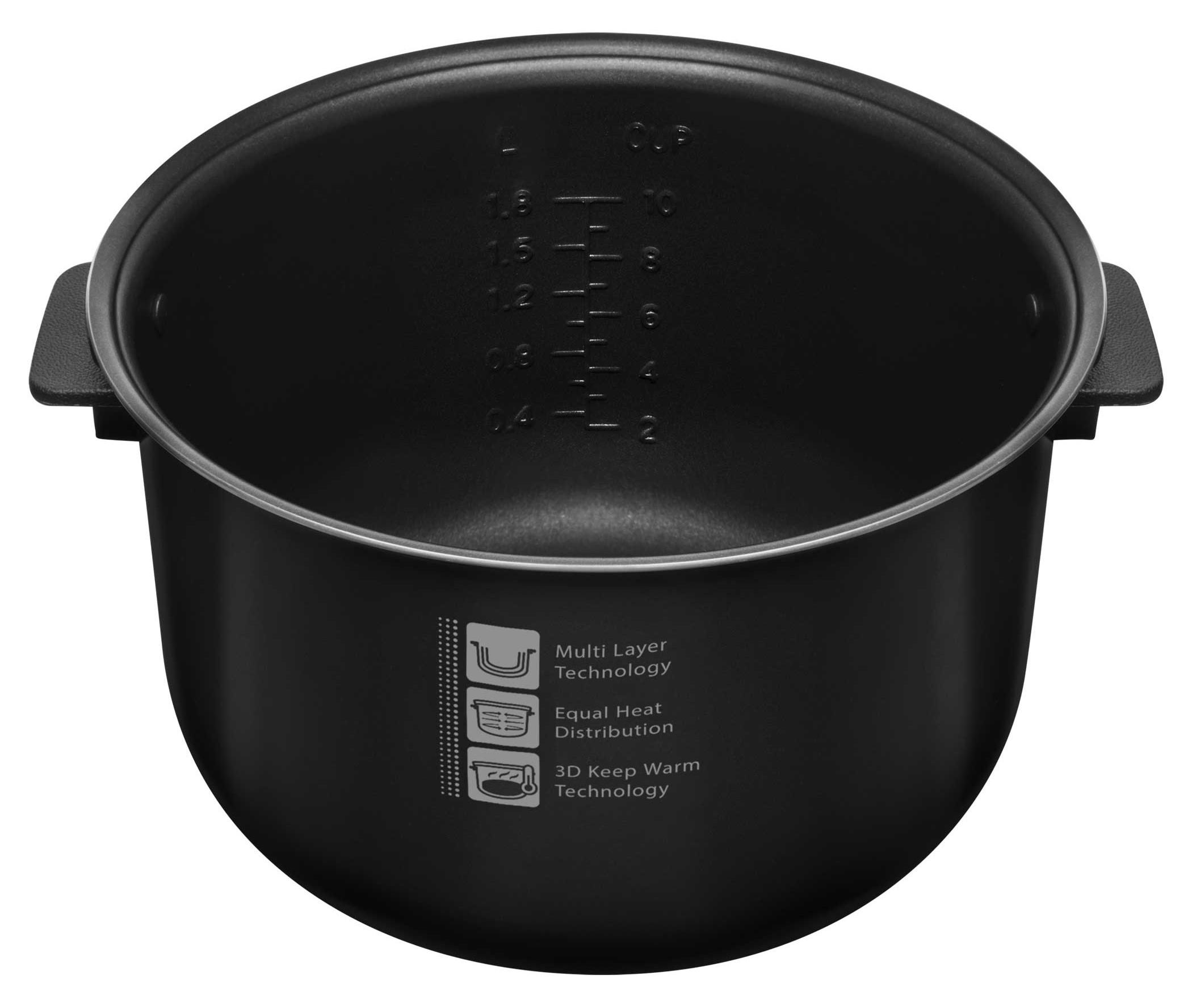 rýžovar SRM 1890SS