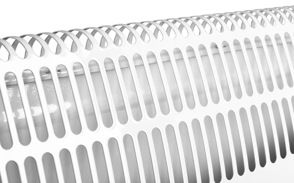 Možnému přehřátí konvektoru Sencor 2003 brání patentovaná konstrukce oddělených konců topných článků