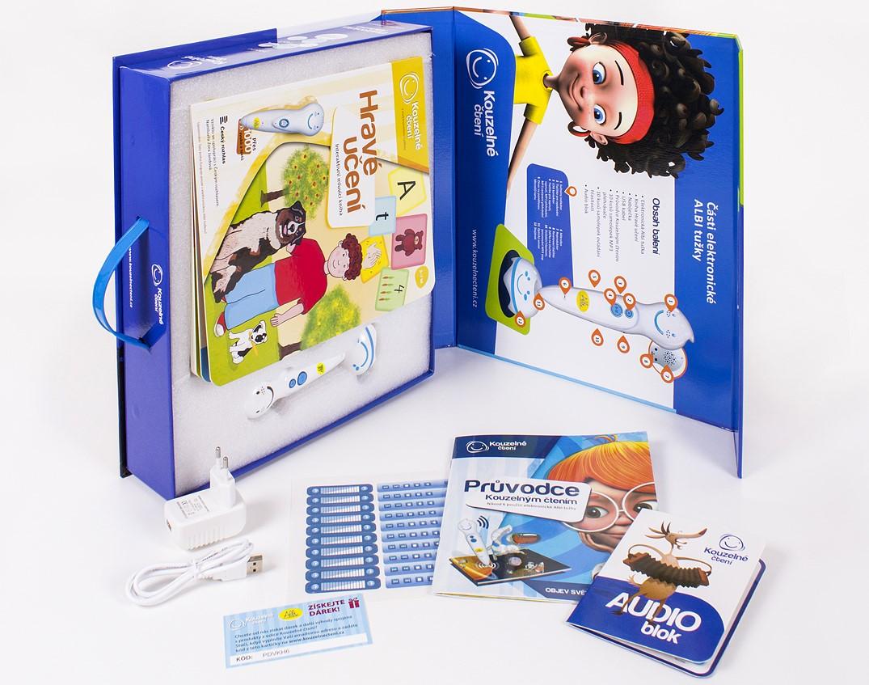 Kniha Albi Elektronická tužka s hravým učením