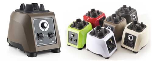 První generace mixérů G21 Perfect Smoothie Vitality a Smart Smoothie Vitality