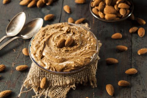 Připravte si ořechové máslo s homogenizačním nástavcem G21