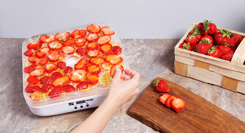 Čerstvé a voňavé ovocie aj v zime s G21 Paradiso Cube
